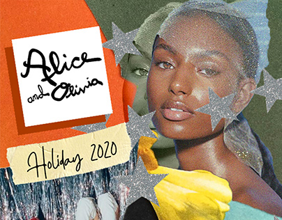 Holiday 2020 - Alice + Olivia