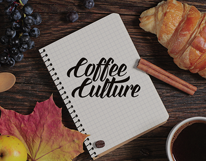 Coffee Culture :: Logo & Website Redesign