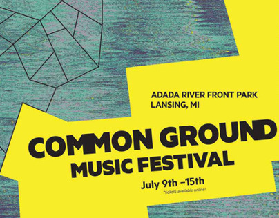 Common Ground Music Festival