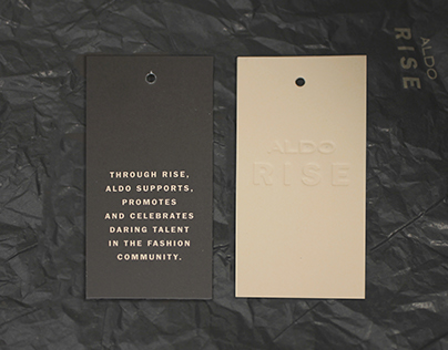 ALDO RISE / Packaging & Collateral