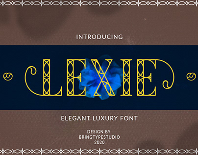 lexie font