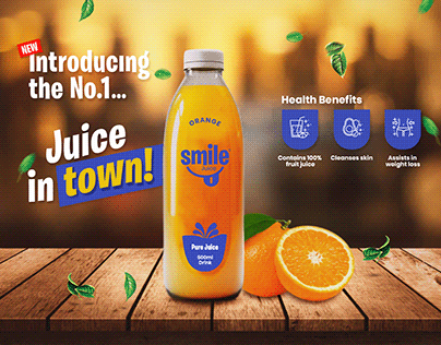Smile Juice - Advert