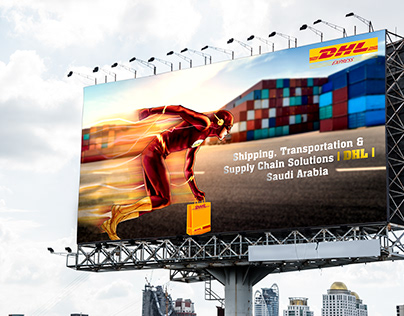 DHL Fastest delivery in life