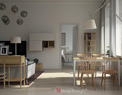 Apartment in Kiev/Квартира в Киеве