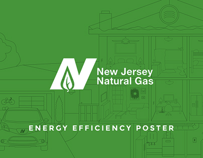 New Jersey Natural Gas: Energy Efficiency Game Poster