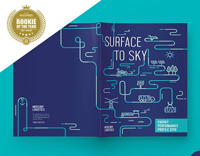Surface to Sky - Annual Report