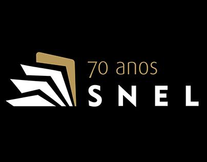 Snel - commemorative logo and colateral