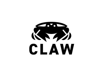 Claw Seafood Logo
