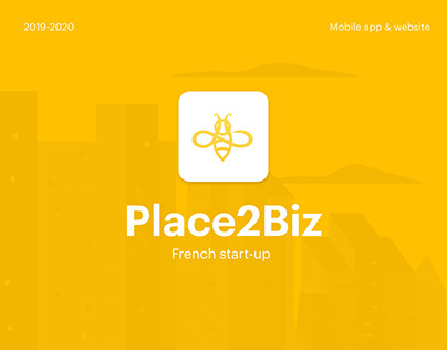 Place2Biz - Mobile app & Website