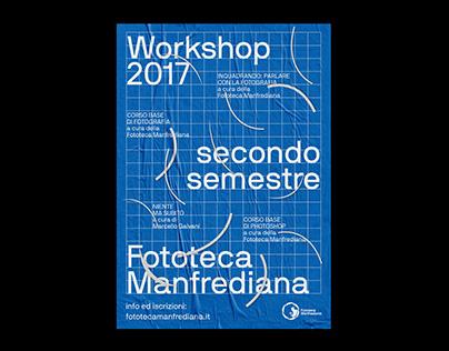 Workshop 2018 — Fototeca Manfrediana