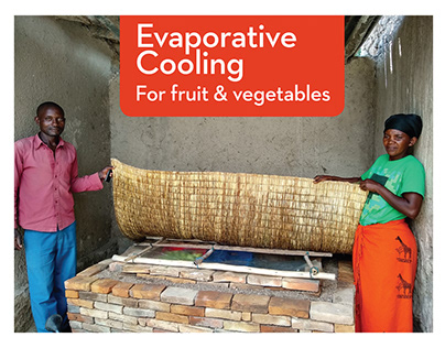 Evaporative Cooling for fruit and vegetables