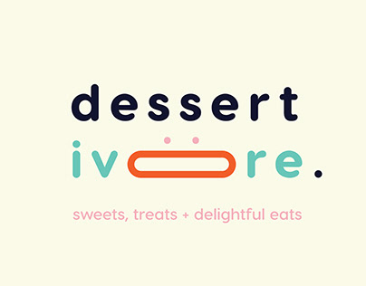 Dessertivore Event Branding