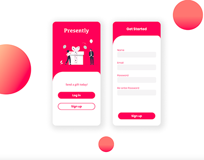 Daily UI- Sign up
