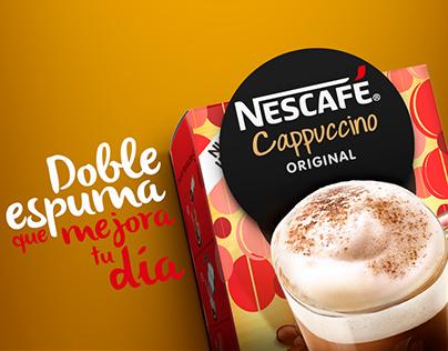 Nescafé Cappuccino 2018
