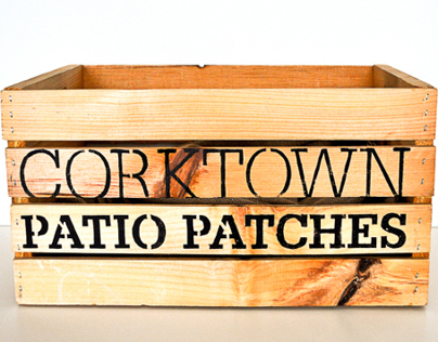 Corktown Patio Patches