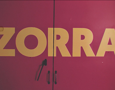 ZORRA • OPENING TITLE