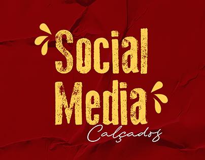 Social Media para loja de Calçados
