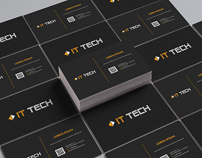 IT TECH - Business Card