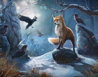 The Fellowship of Mr Fox