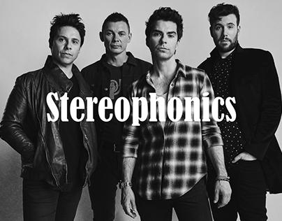 Stereophonics | Website