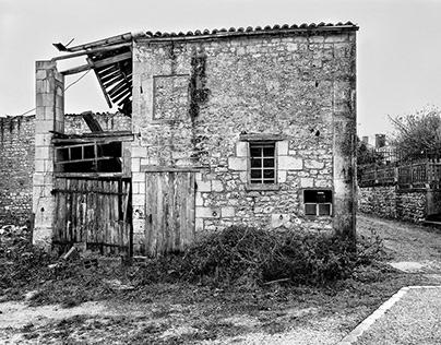 Série - Les maisons abandonnées