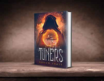 Tuners book cover design
