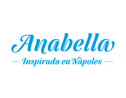 Tipografía Display Anabella