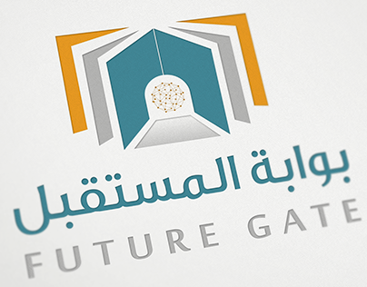 Future Gate logo (Ministry of education Saudi Arabia)