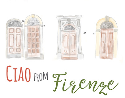 Travel gifts | ciao from Firenze