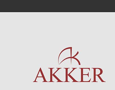 Akker   Identidad corporativa
