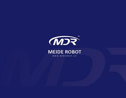 MEIDE ROBOT LOGO