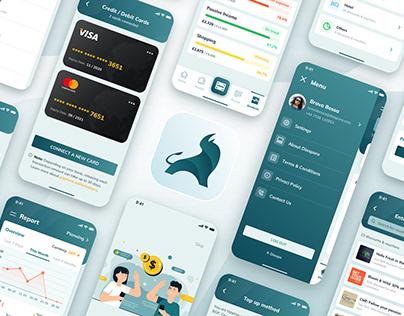 [App Design] Diaspo Community E-wallet App