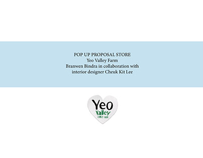 FASHION MARKETING | Pop Up Proposal
