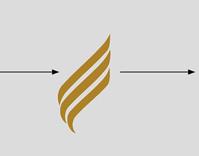 Logo Design - Red Deer Hawks Pathfinders