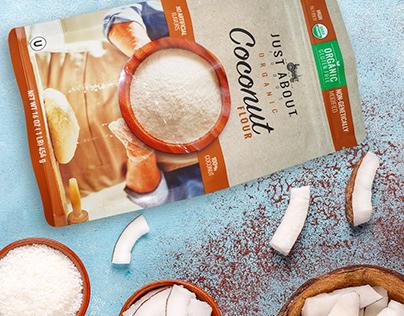 Packaging Organic Coconut Flour