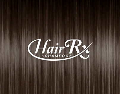 Logo Project - Hair Rx - Personal Care