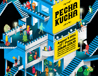 Illustrated Posters - May 2012