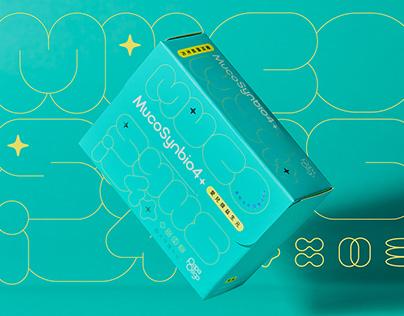 MS4+愛兒膜益生元| Packaging Design