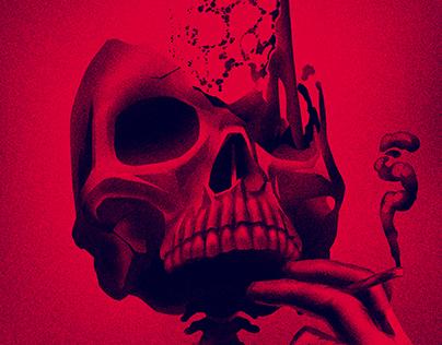 Brandende Sigaret (Burning Cigarette)
