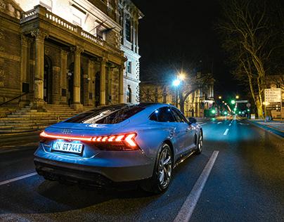 """Audi e-tron GT quattro """"Green Wave"""""""