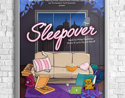 """TADA! Youth Theater: """"Sleepover"""""""