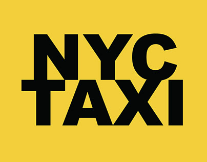 NYC Taxi Logo Designs