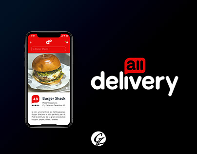 All Delivery App Redesign - Unused Project