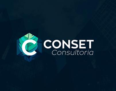 Conset - Modelo de slides
