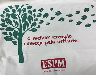 Ecobags ESPM