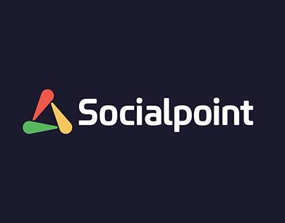 Socialpoint Website & Rebranding