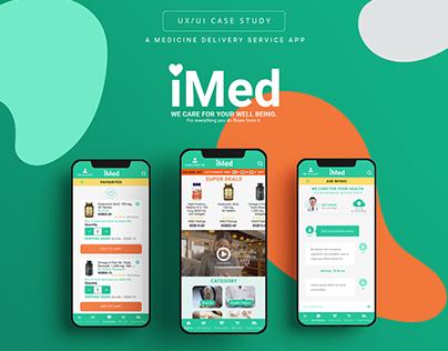 Medicine Mobile App - UX/UI Study Case on Behance