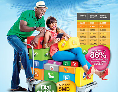 Econet Broadband - Data Bundles: Zimbabwe