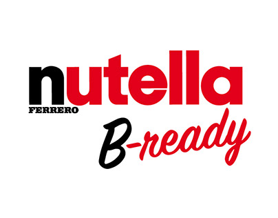 Nutella B-Ready Shopper Activation