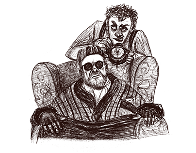 Beckett sketches